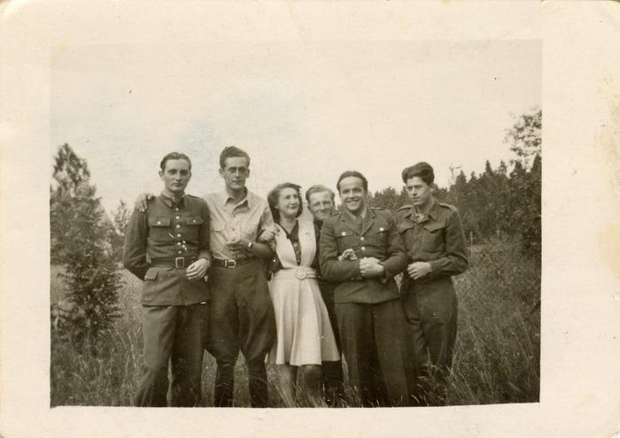 Żołnierze 3. Dywizji Strzelców Karpackich w Anglii [2]