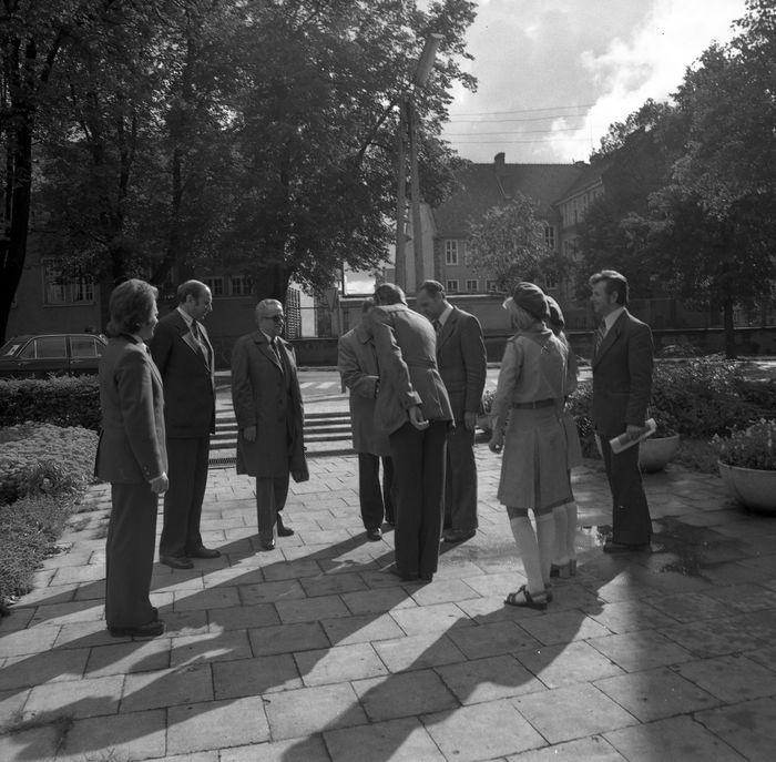 Wizyta konsula ZSRR w siedzibie KM PZPR [11]