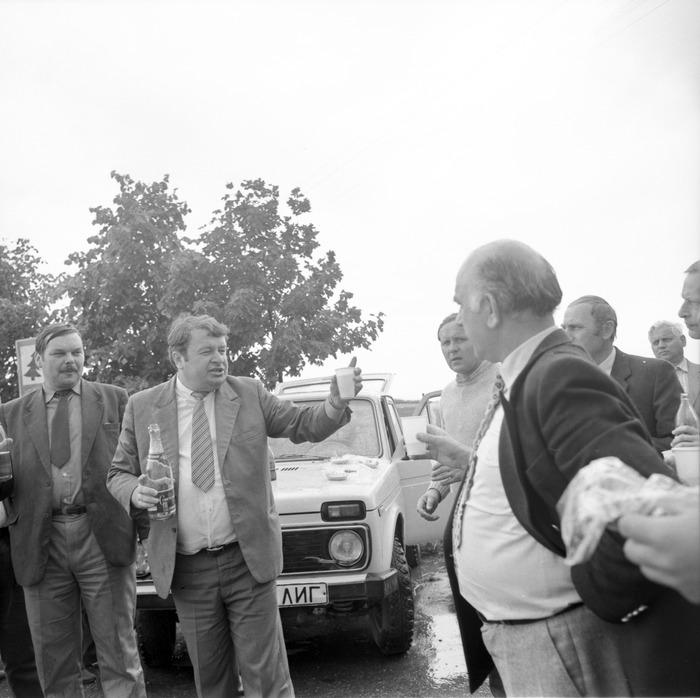 Wizyta delegacji z Giżycka na Litwie: Troki [9]