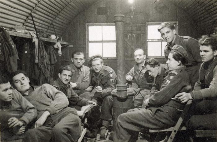 Żołnierze 3. Dywizji Strzelców Karpackich we Włoszech [39]