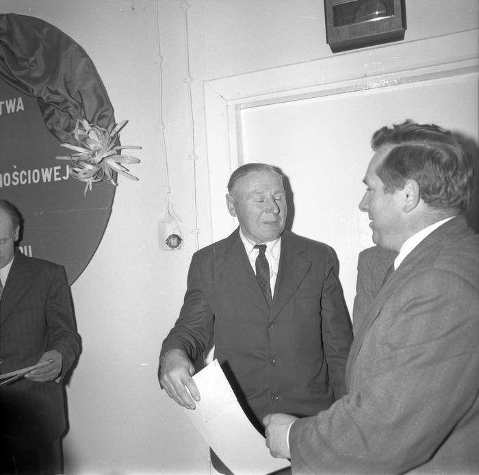 Spotkanie w dojrzewalni serów, 1978 r. [2]