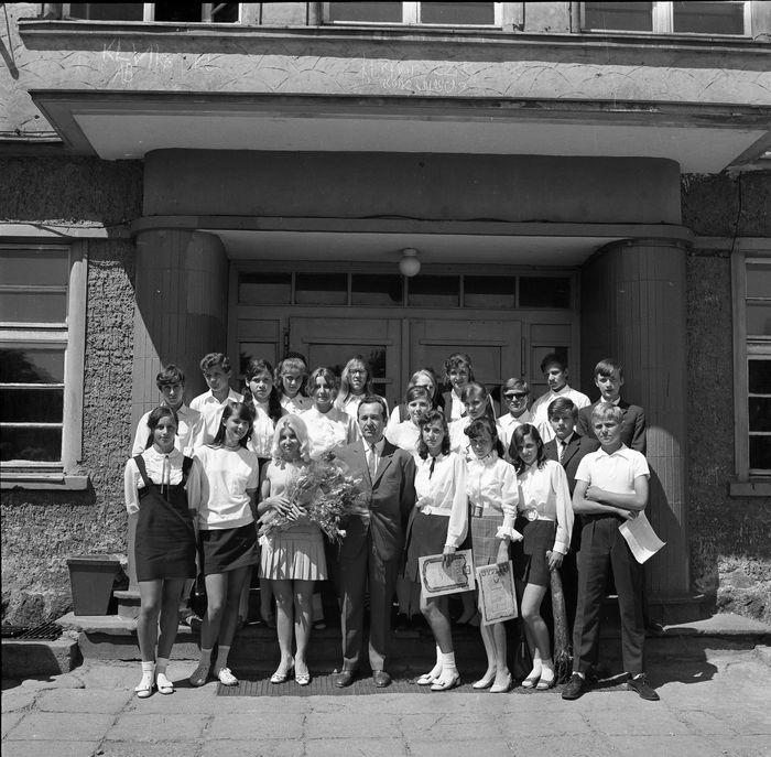 Zakończenie roku szkolnego 1969/1970 [5]