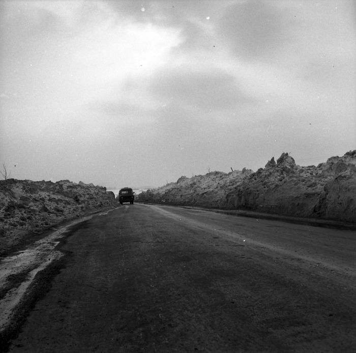 Zima stulecia na mazurskich drogach [2]