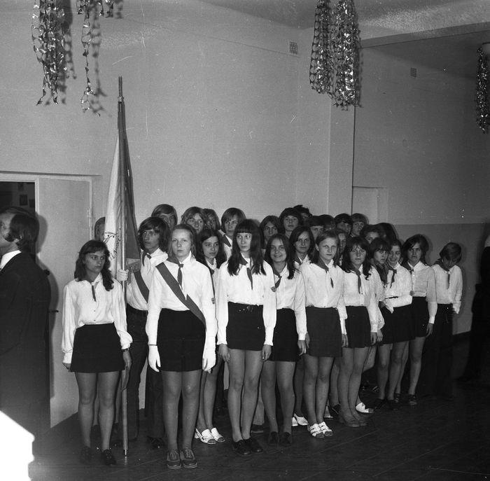 Zakończenie roku w SP nr 2, 1974 r. [17]