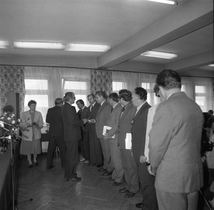 Wojewódzka Inauguracja Kształcenia Ideologicznego, 1987 r. [13]