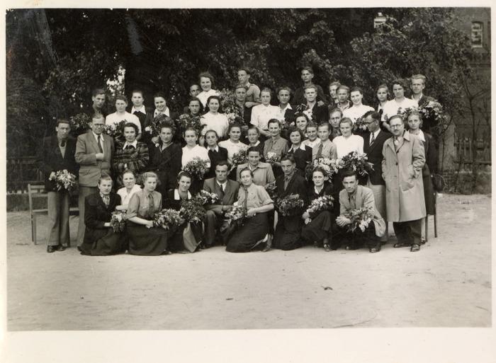 Uczniowie Państwowego Liceum Pedagogicznego w Giżycku [9]