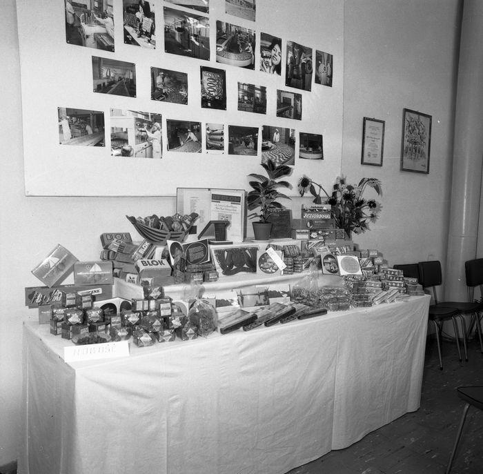 Zwiedzanie Zakładu z okazji 25-lecia, 1983 r. [36]