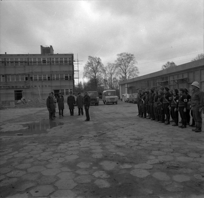 Ćwiczenia obrony cywilnej, 1977 r. [15]