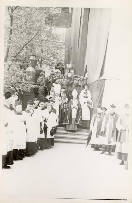 Pogrzeb serca Józefa Piłsudskiego w Wilnie [16]