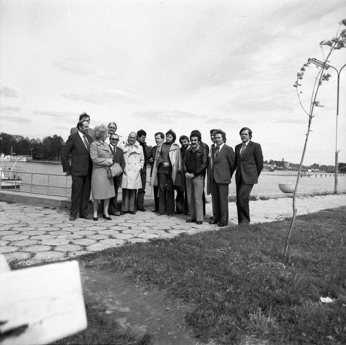 Wizyta delegacji Włoskiej Partii Komunistycznej [11]