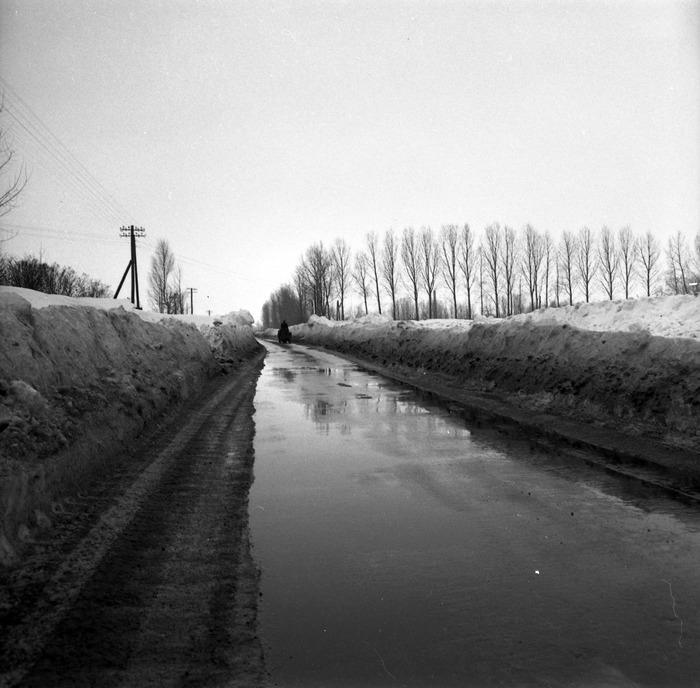 Zima stulecia na mazurskich drogach [3]