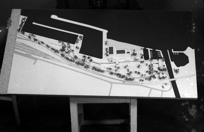 Projekt zabudowy brzegu Niegocina [8]