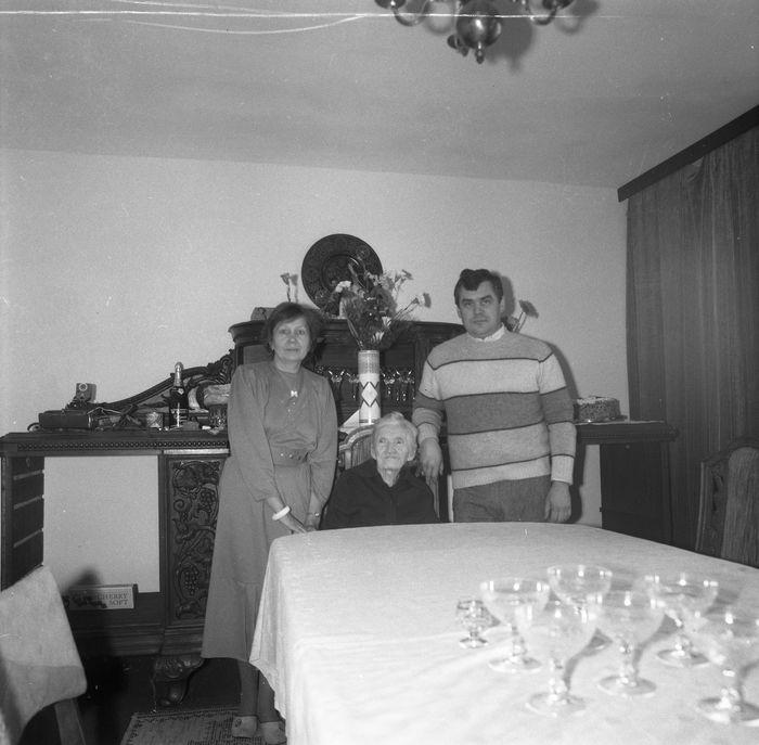 100 urodziny pani Piwkowskiej [3]