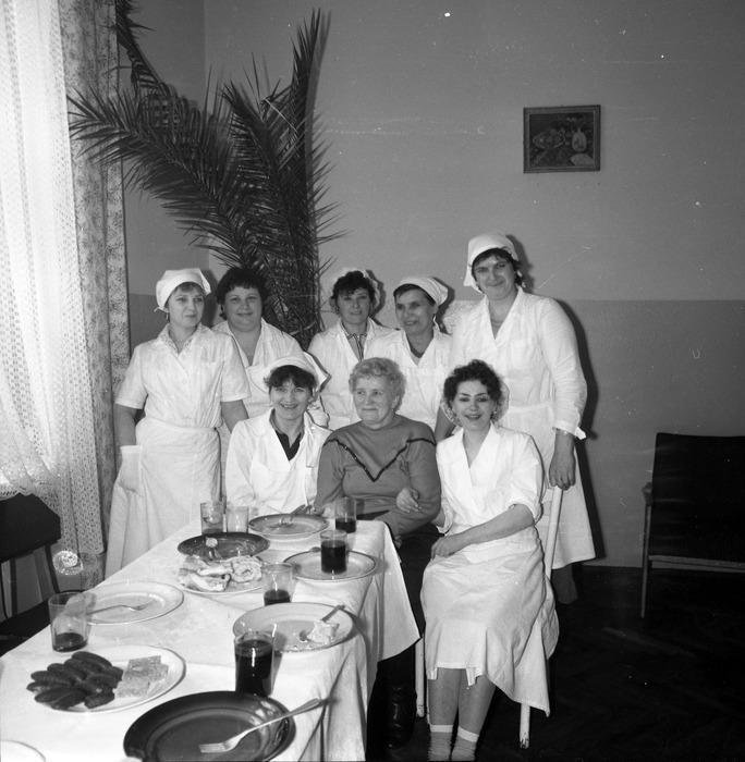 Dzień Kobiet w DPS, 1988 r. [20]