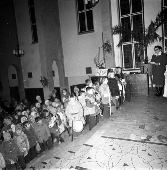 Jasełka w kościele św. Brunona,1977 r. [19]