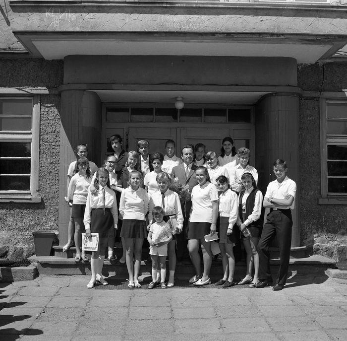 Zakończenie roku szkolnego 1969/1970 [8]
