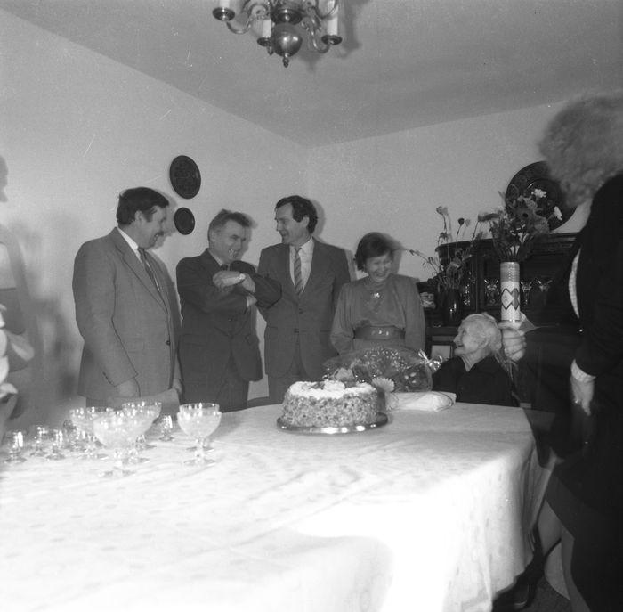 100 urodziny pani Piwkowskiej [12]