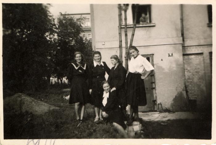 Uczniowie Państwowego Liceum Pedagogicznego w Giżycku [24]