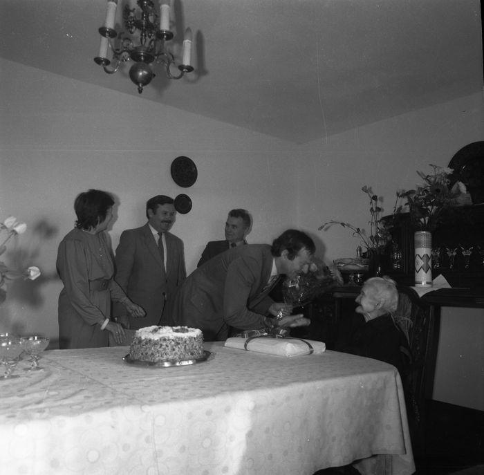 100 urodziny pani Piwkowskiej [10]