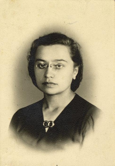 Portret Marii Szablewskiej