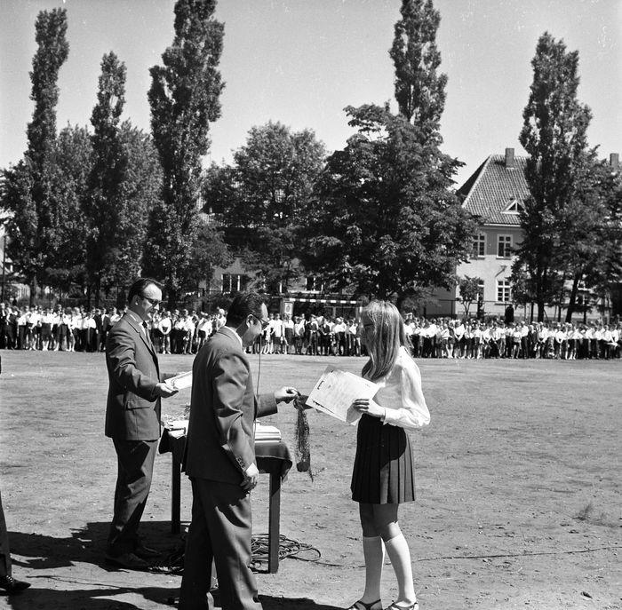 Zakończenie roku szkolnego 1969/1970 [10]