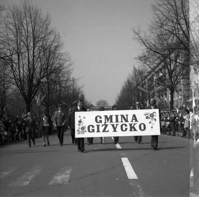 Pochód pierwszomajowy, 1984 r. [43]