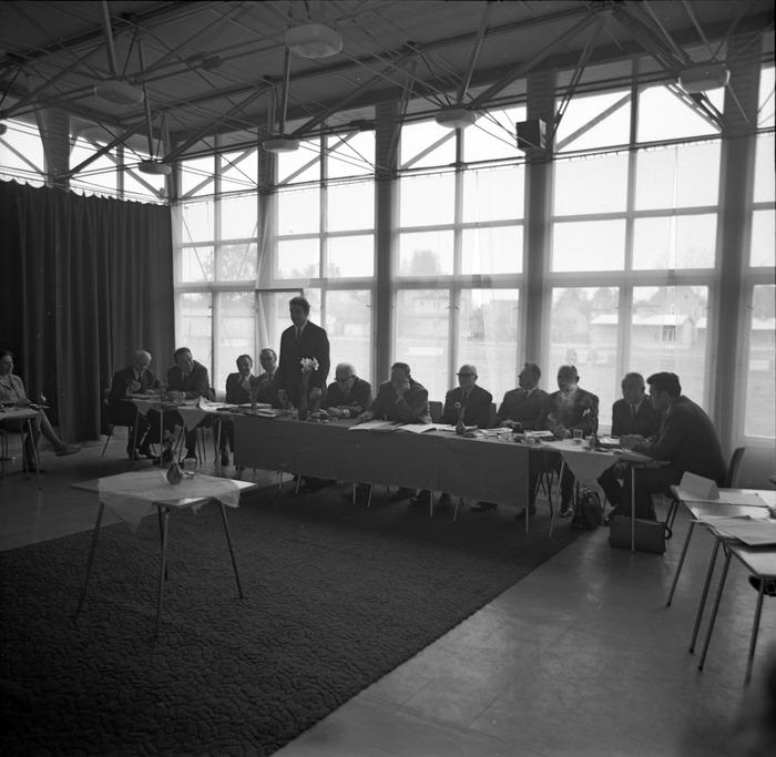 """Konferencja PTE w """"Róży Wiatrów"""", 1972 r. [6]"""