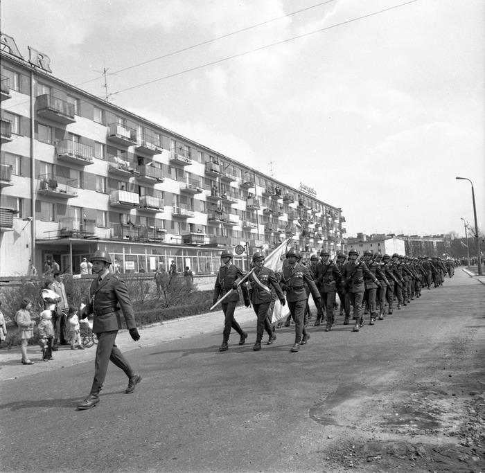 Uroczystość odsłonięcia pomnika żołnierzy radzieckich [14]