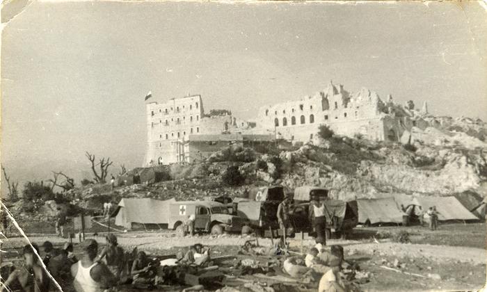 Żołnierze 3. Dywizji Strzelców Karpackich we Włoszech [21]