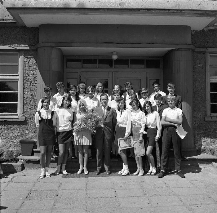 Zakończenie roku szkolnego 1969/1970 [6]