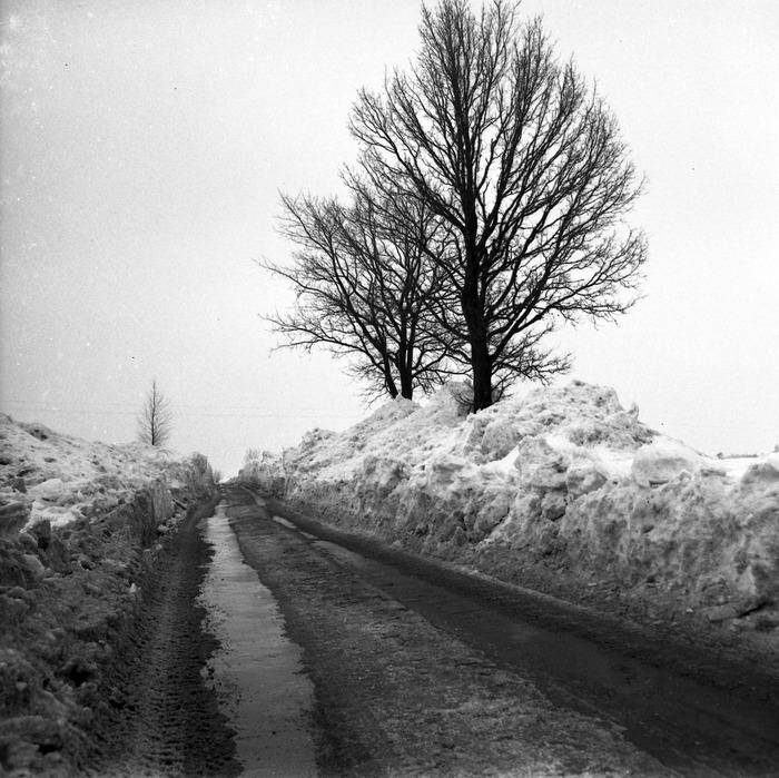 Zima stulecia na mazurskich drogach [14]