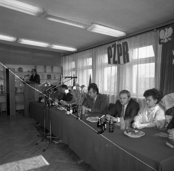 Wojewódzka Inauguracja Kształcenia Ideologicznego, 1987 r. [24]