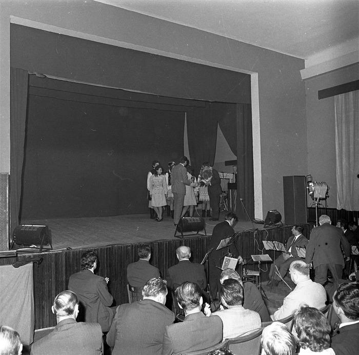 Występ Zespołu, 1971 r. [13]