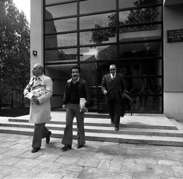 Wizyta delegacji Włoskiej Partii Komunistycznej [13]