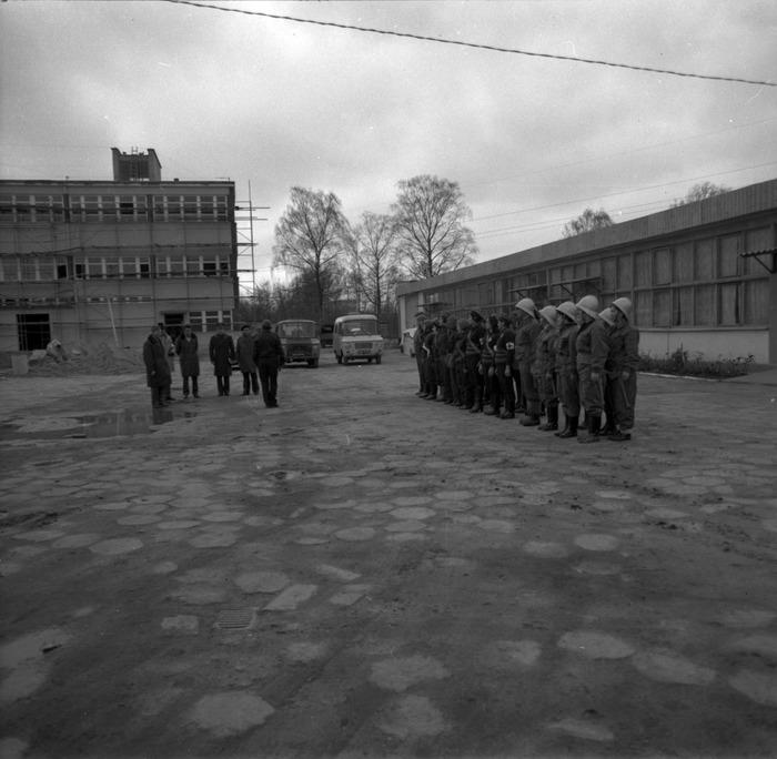 Ćwiczenia obrony cywilnej, 1977 r. [14]