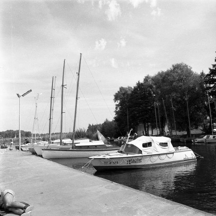 """""""Almatur"""" - port i sprzęt pływający [40]"""