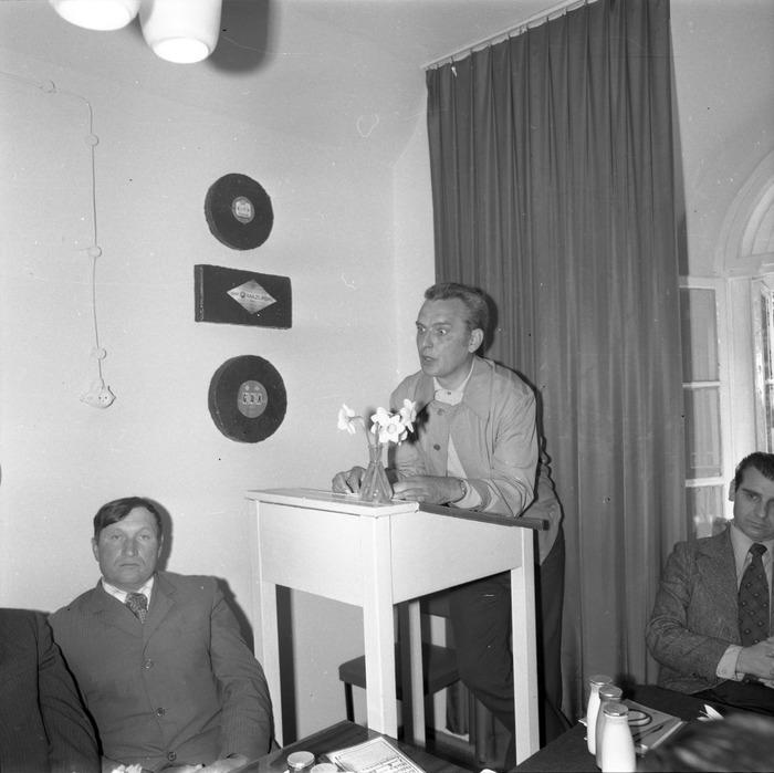 Spotkanie w dojrzewalni serów, 1978 r. [6]