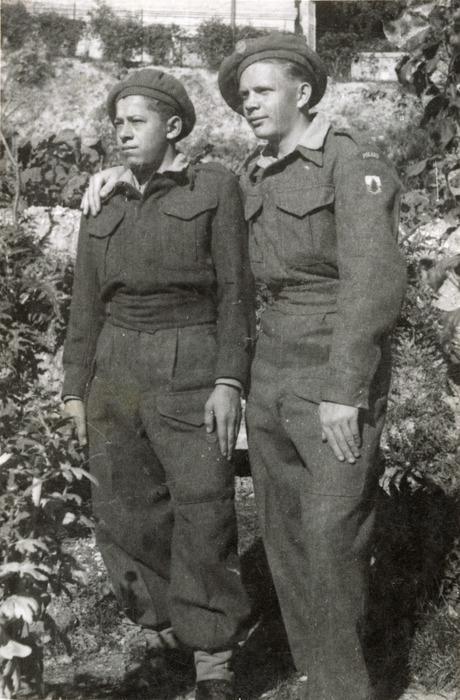 Żołnierze 3. Dywizji Strzelców Karpackich we Włoszech [27]