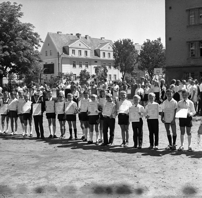 Zakończenie roku szkolnego 1969/1970 [11]