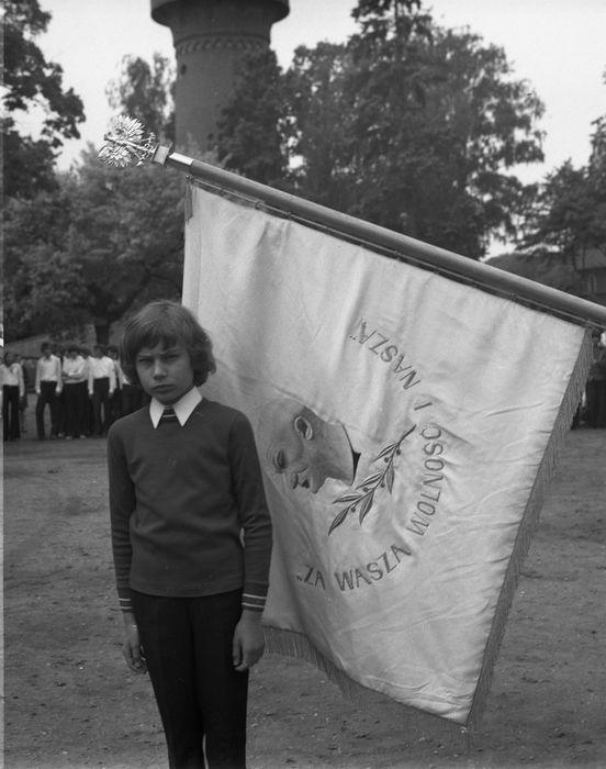 Zakończenie roku w SP nr 2, 1974 r. [7]