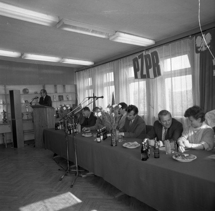 Wojewódzka Inauguracja Kształcenia Ideologicznego, 1987 r. [23]