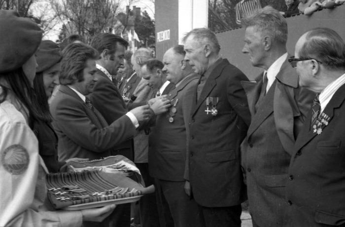 Obchody Dnia Kombatanta, 1976 r. [31]