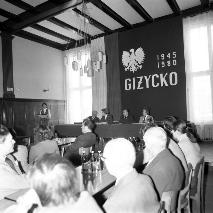 Zjazd Towarzystwa Miłośników Ziemi Giżyckiej, 1980 r.  [9]