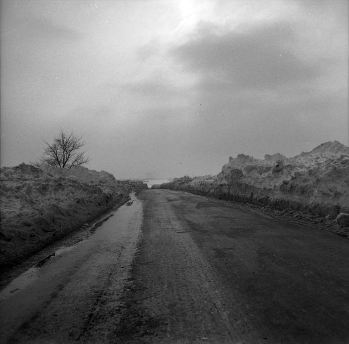 Zima stulecia na mazurskich drogach [20]
