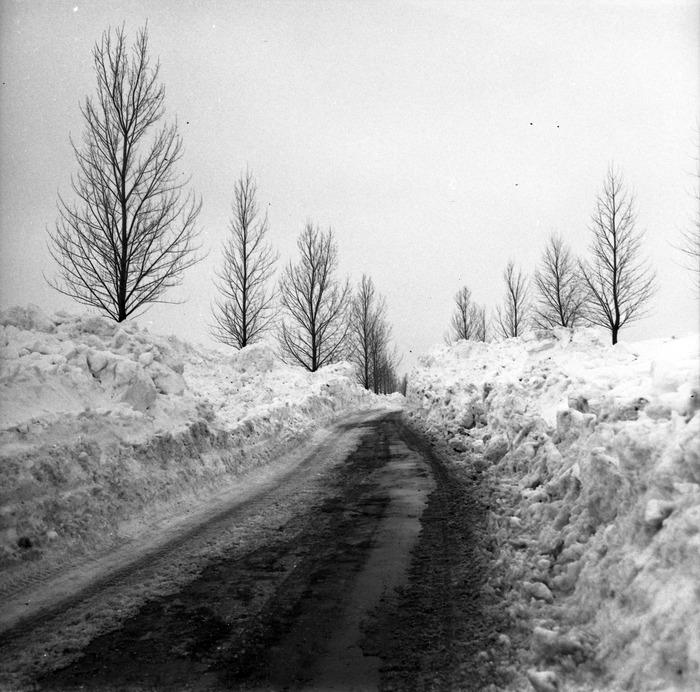 Zima stulecia na mazurskich drogach [12]