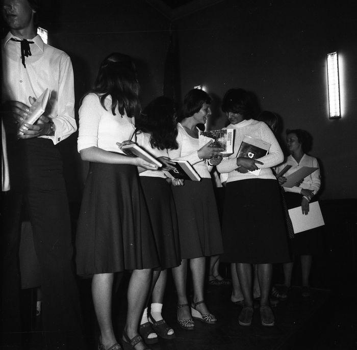 Zakończenie roku szkolnego 1976/1977 [3]