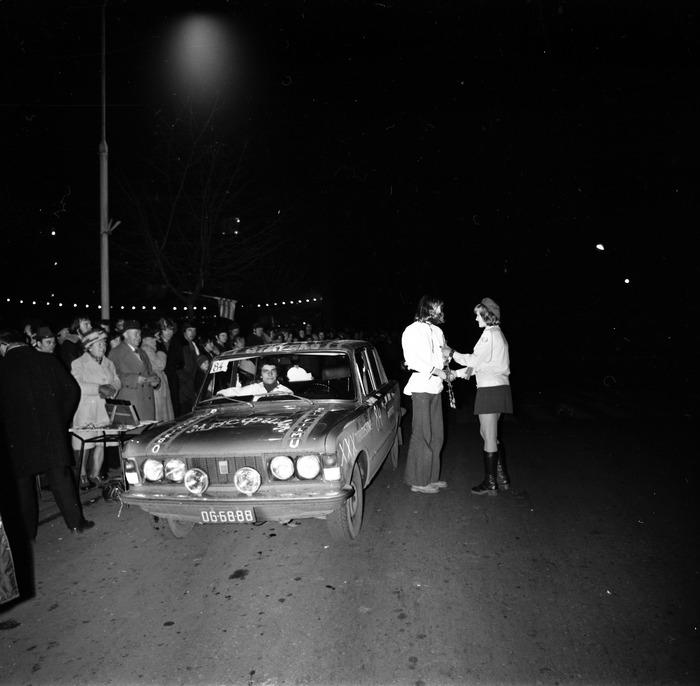 Filmowy Rajd Samochodowy, 1976 r. [6]