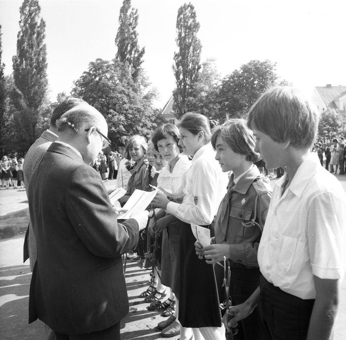 Zakończenie roku szkolnego 1977/1978 [6]