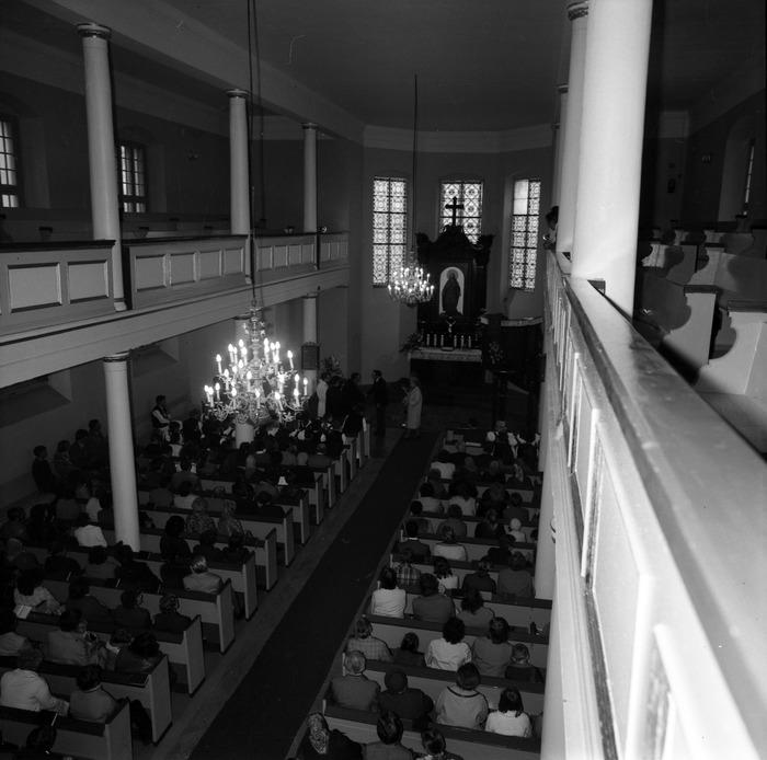 Nabożeństwo w kościele ewangelickim [9]