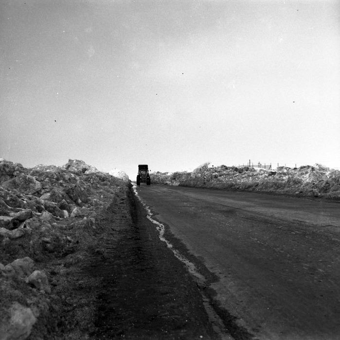 Zima stulecia na mazurskich drogach [17]